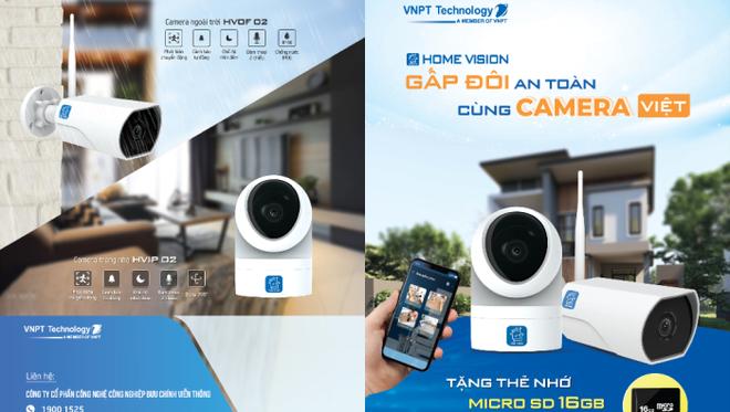 """Đưa sản phẩm công nghệ IP camera """"make in Vietnam"""" bán trên Shopee, Tiki và Lazada ảnh 1"""