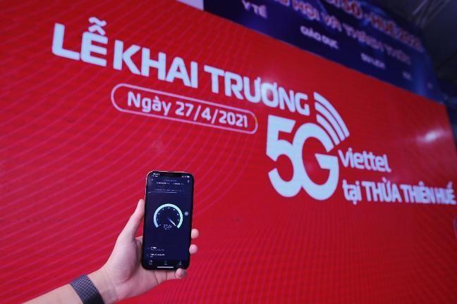 Thừa Thiên- Huế có sóng 5G ảnh 1