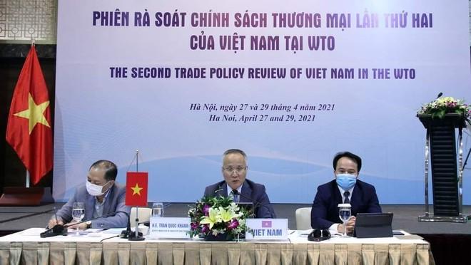 WTO đánh giá cao mức tăng trưởng kinh tế của Việt Nam ảnh 1