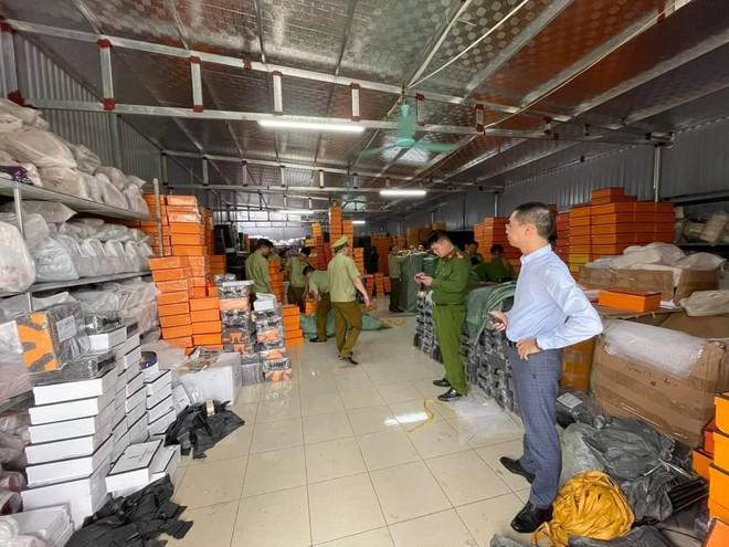 """Vụ bắt kho hàng giả """"khủng"""" tại Nam Định: Chuyển hồ sơ sang cơ quan Công an ảnh 1"""
