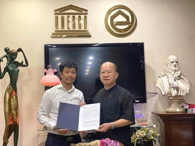 Ông Trần Văn Mạnh làm Tổng Biên tập Tạp chí Ngày Nay ảnh 1