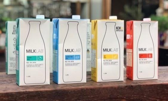 Dừng kiểm tra chặt với sữa hạnh nhân Milk Lab 1L nhập khẩu từ Australia ảnh 1