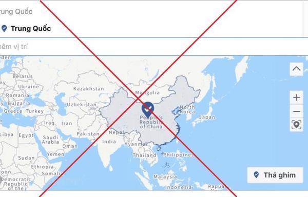 Phạt 25 triệu đồng, thu hồi tên miền Công ty đăng bản đồ thiếu Hoàng Sa, Trường Sa ảnh 1