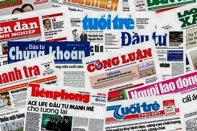 Giám sát hoạt động 10 cơ quan báo chí bị khiếu nại nhiều nhất ảnh 1
