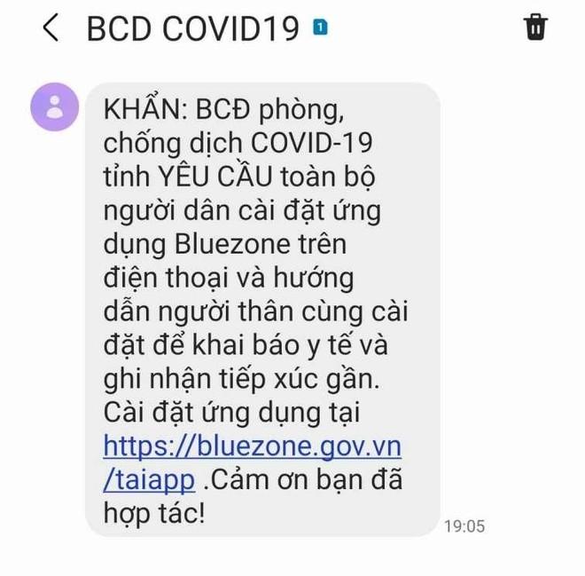 Đề nghị người dùng smartphone cài đặt Bluezone để chống Covid-19 ảnh 1