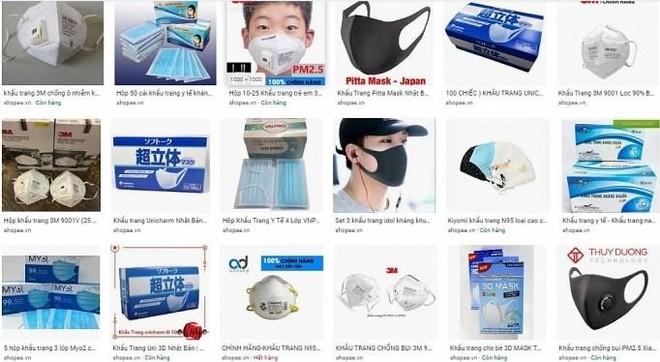 Shop online đầu cơ, găm hàng phòng chống dịch Covid-19 sẽ bị xử lý ảnh 1