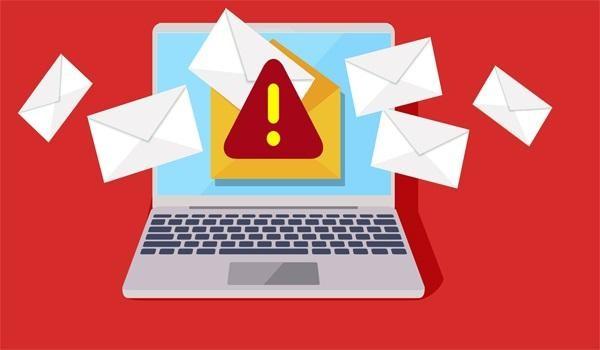 Lợi dụng dịch Covid-19, hacker gửi email giả mạo ảnh 1