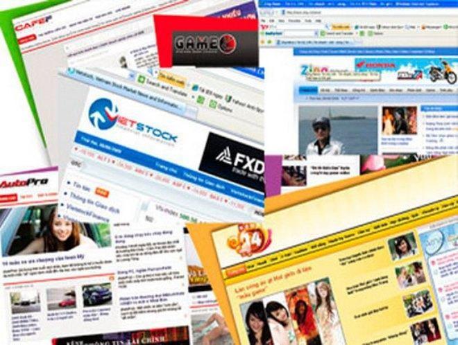 Phạt 75 triệu đồng một trang tin điện tử vi phạm ảnh 1