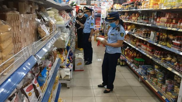 Thêm một cửa hàng Bách Hóa Xanh bị xử phạt ảnh 1
