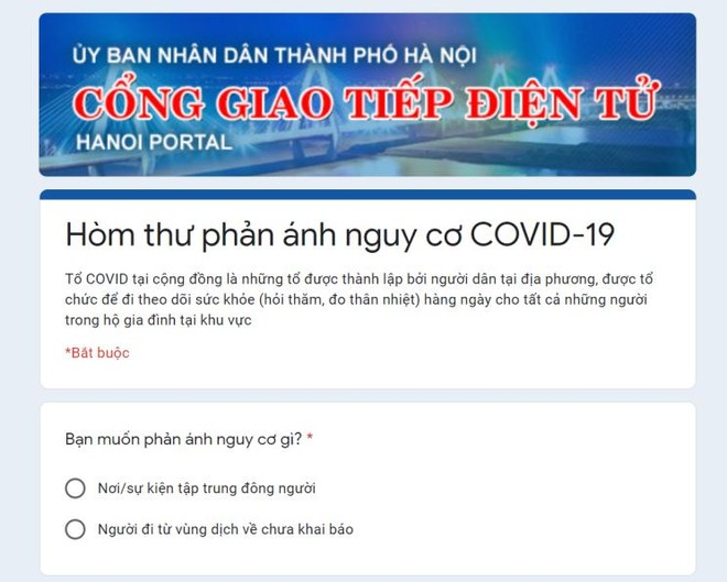 Hà Nội: Tiếp nhận phản ánh về tình hình phòng, chống dịch Covid-19 qua đường dây nóng ảnh 1