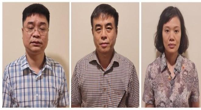 Bốn công chức bị bắt tạm giam: Tổng cục Quản lý thị trường nói gì? ảnh 1