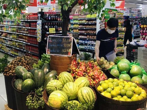 Hà Nội: 100% khách ra, vào siêu thị phải quét mã QR code ảnh 1