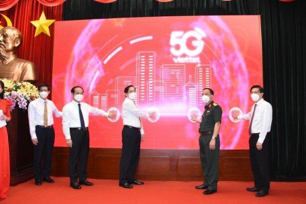 Cập nhật những dòng điện thoại sử dụng được sóng 5G của Viettel ảnh 1