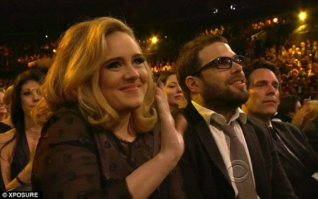 Tiết lộ danh tính người đàn ông bí ẩn đằng sau những bài hát của Adele