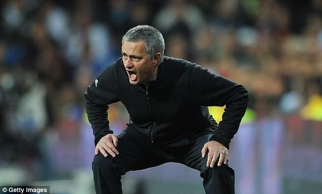 "Mourinho: "" Xin lỗi Chelsea"" ảnh 1"