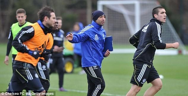 "Mourinho: "" Xin lỗi Chelsea"" ảnh 3"