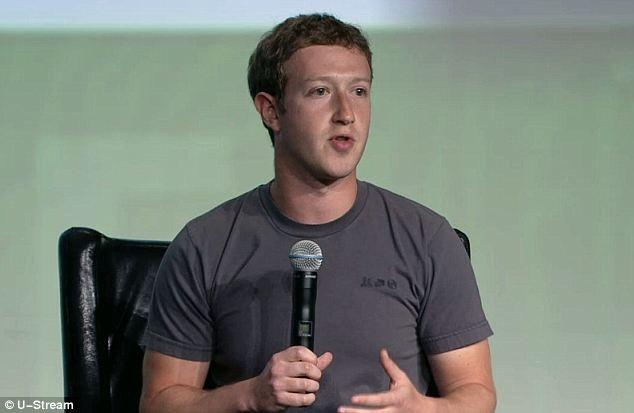 Mark Zuckerberg tiết lộ tương lai của Facebook trên điện thoại di động ảnh 1