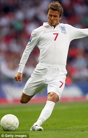 Sân cỏ sẽ có David Beckham... thứ hai ảnh 4