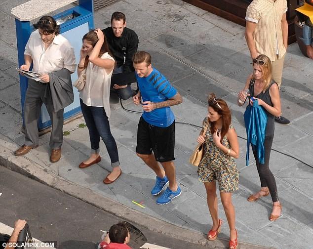 David Beckham tái ngộ khán giả thông qua… quảng cáo ảnh 8