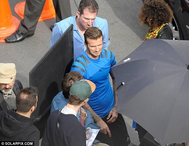 David Beckham tái ngộ khán giả thông qua… quảng cáo ảnh 5