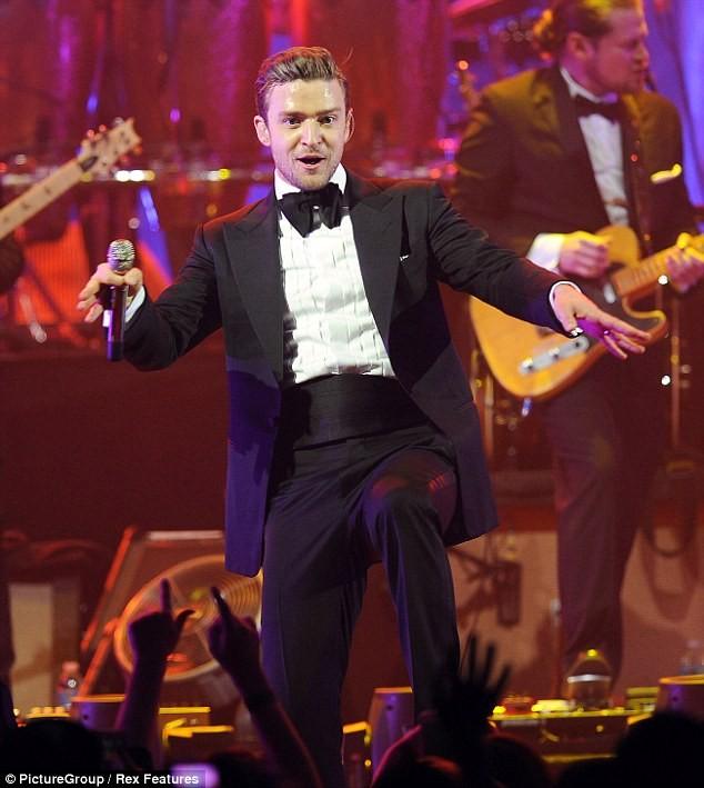 Justin Timberlake phủ nhận nói Britney Spears lẳng lơ ảnh 1
