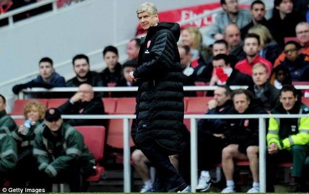 Arsene Wenger gửi lời tới fan cuồng ảnh 1