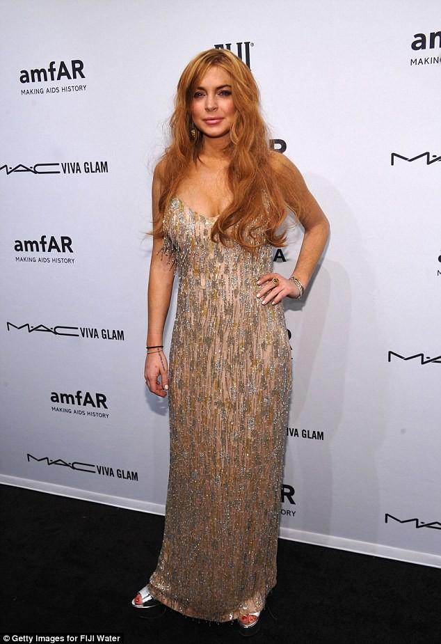 """Lindsay Lohan tự """"ra giá"""" cho bản thân ảnh 1"""