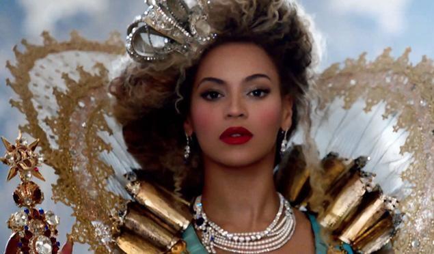 Beyoncé xứng đáng với ngôi vị nữ hoàng ảnh 1