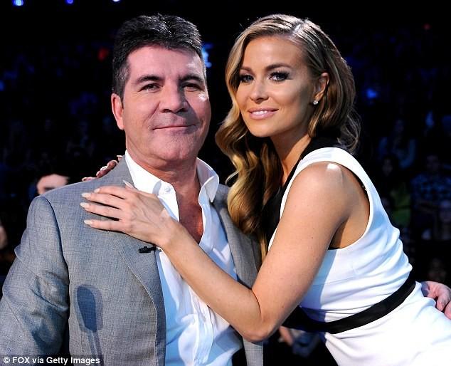 Simon Cowell muốn tìm bạn gái ảnh 1