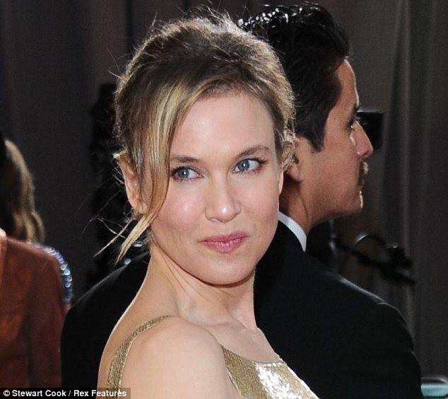 Nghi án Renee Zellweger lạm dụng botox ảnh 1