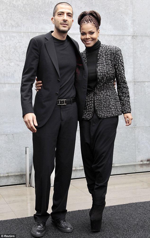Janet Jackson bí mật làm đám cưới ảnh 1