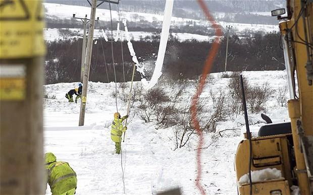 Anh: Số người thiệt mạng vì giá lạnh tiếp tục tăng cao