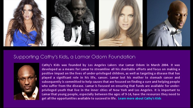Chồng của Khloe Kardashian gian lận 2.2 triệu USD tiền từ thiện ảnh 2