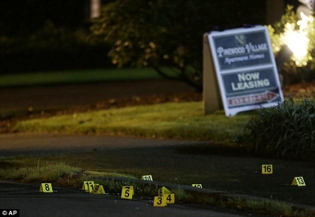 Mỹ: 5 người thiệt mạng trong một vụ đấu súng ảnh 1