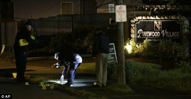 Mỹ: 5 người thiệt mạng trong một vụ đấu súng ảnh 2