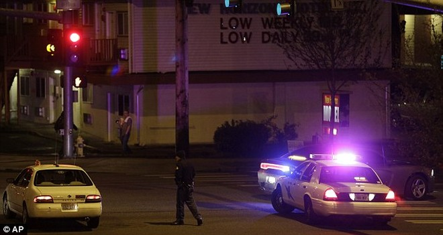 Mỹ: 5 người thiệt mạng trong một vụ đấu súng ảnh 4