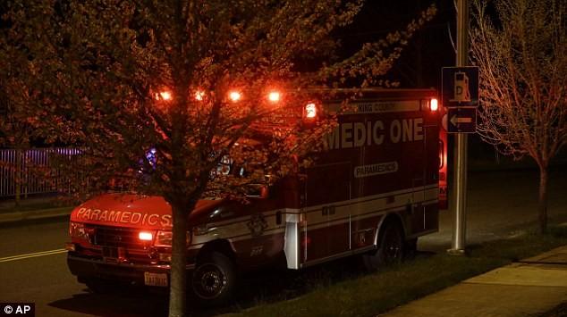 Mỹ: 5 người thiệt mạng trong một vụ đấu súng ảnh 5