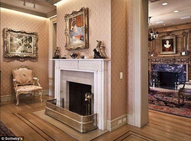 Khám phá nội thất ngôi nhà đắt nhất New York ảnh 4