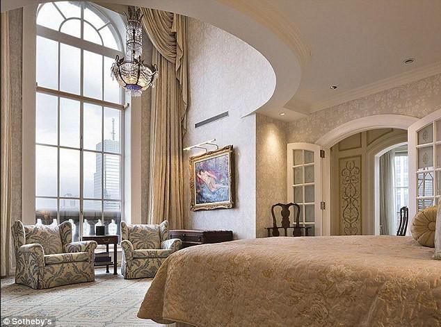 Khám phá nội thất ngôi nhà đắt nhất New York ảnh 5