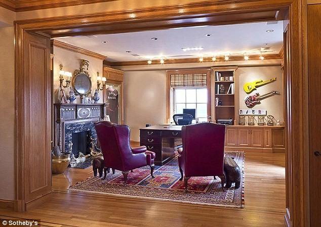 Khám phá nội thất ngôi nhà đắt nhất New York ảnh 6