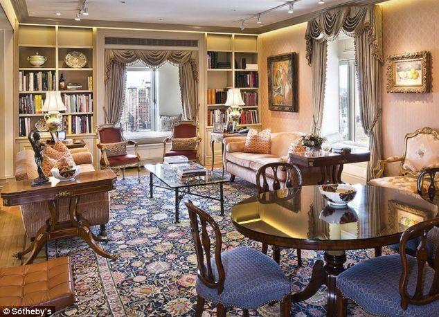 Khám phá nội thất ngôi nhà đắt nhất New York ảnh 7