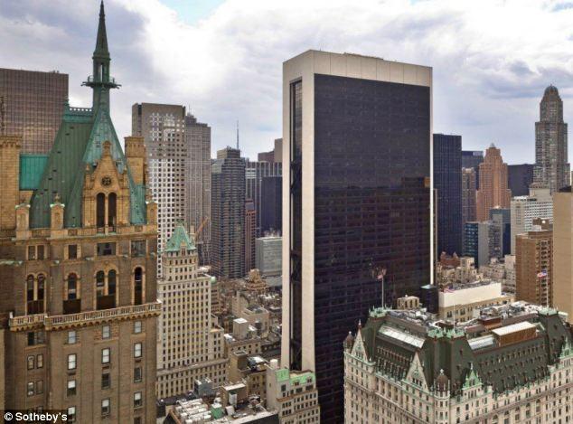 Khám phá nội thất ngôi nhà đắt nhất New York ảnh 9
