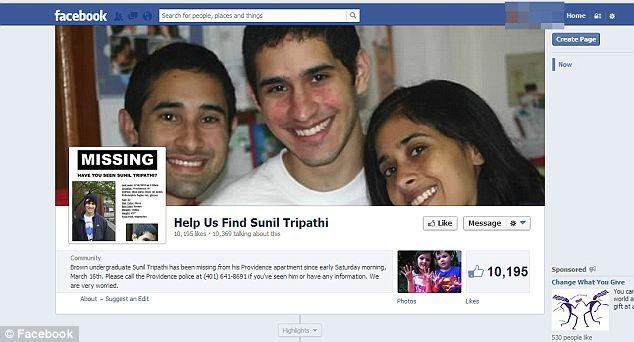 Sinh viên bị nhầm là nghi phạm vụ đánh bom Boston đã chết ảnh 2