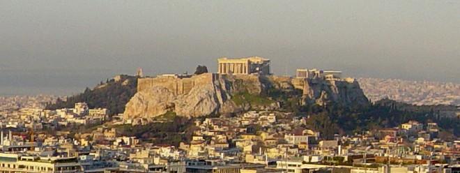 Hy Lạp cổ đại có thực sự bị hủy diệt bởi động đất? ảnh 1