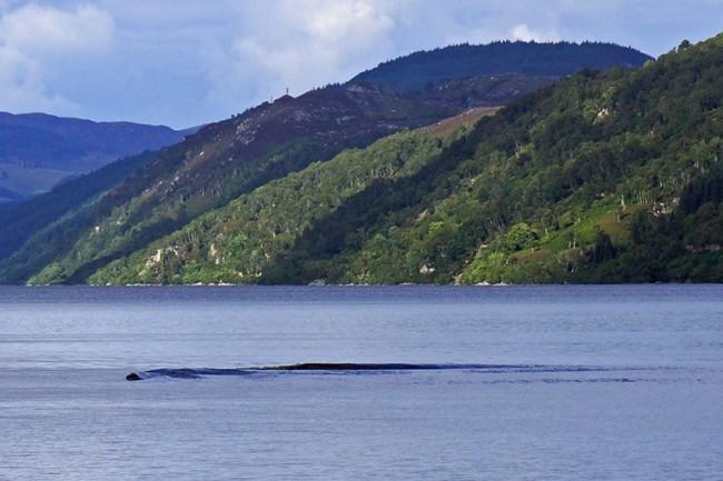 Bằng chứng mới về sự tồn tại của quái vật hồ Loch Ness? ảnh 1