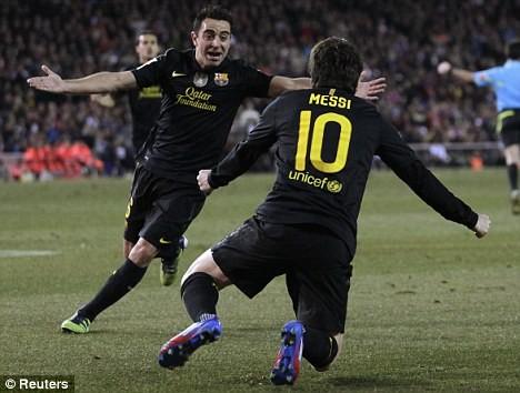 Messi-con số 10 hoàn hảo ảnh 4