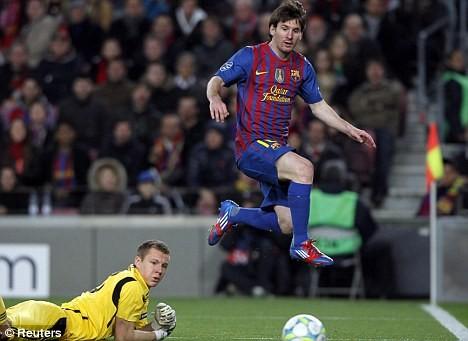 Messi-con số 10 hoàn hảo ảnh 3