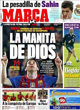 Messi-con số 10 hoàn hảo ảnh 2