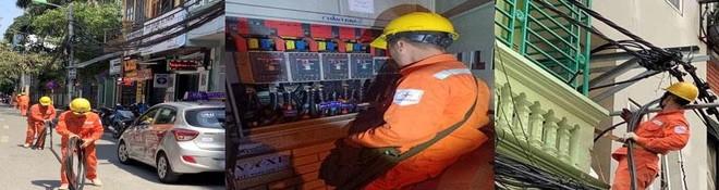 Ba Đình (Hà Nội): Cung cấp điện ổn định hè 2021, thí điểm giải pháp mới phòng chống cháy nổ ảnh 1
