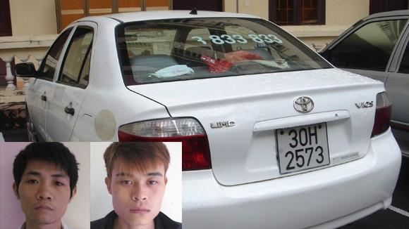 Một vụ cướp xe taxi Mai Linh táo tợn ảnh 1